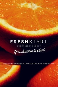 You deserve to start